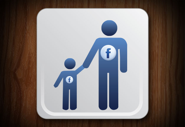 FACEBOOK-PARENT-CHILD
