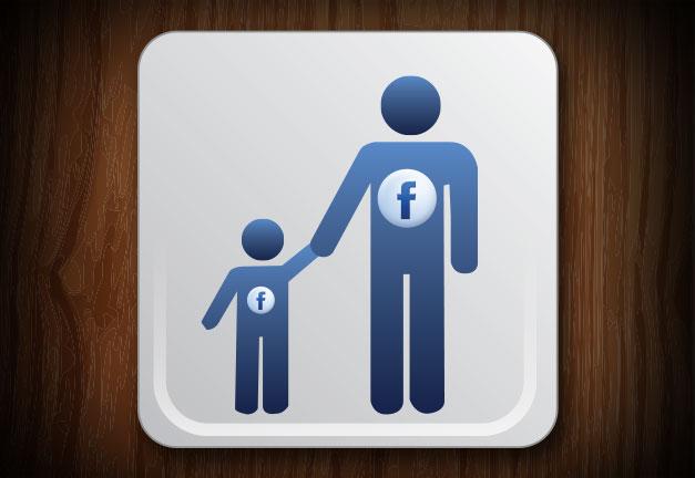 FACEBOOK-PARENT-CHILD