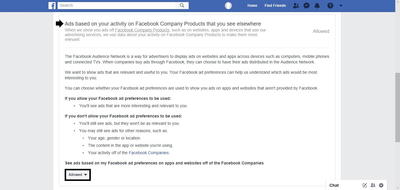 How to Fine-Tune Your Facebook Ad Preferences   Reshift Media Inc