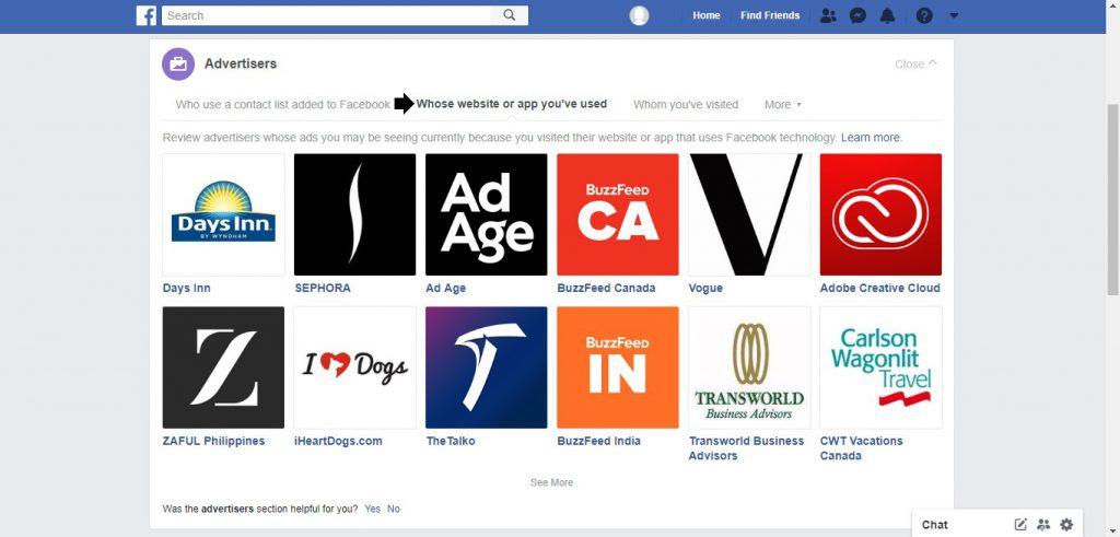 Fine-tuning, Facebook, ads